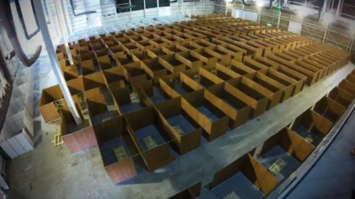 Ya hay 18.000 camas