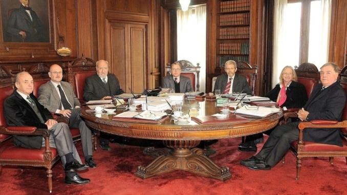 Mensaje de la Corte a Macri