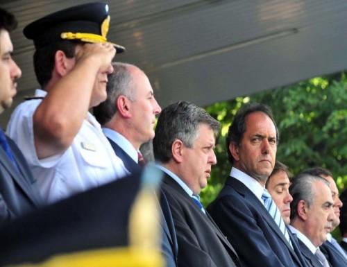 Scioli depende de la seguridad para el 2011