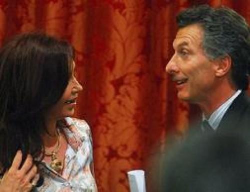 Cristina duplica a Macri en la Ciudad