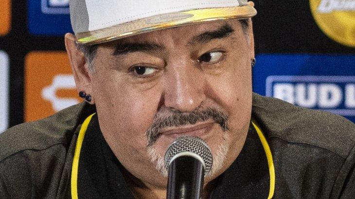 Crisis en Cambiemos por Maradona