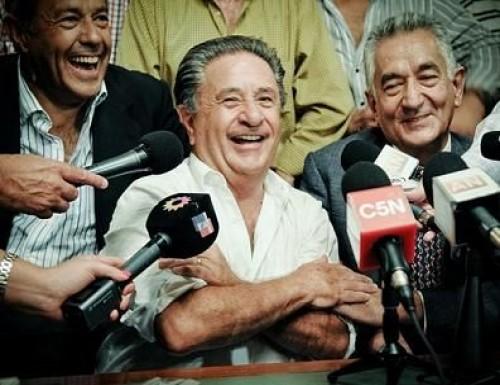 Duhalde venció a Rodríguez Saá en el Noreste