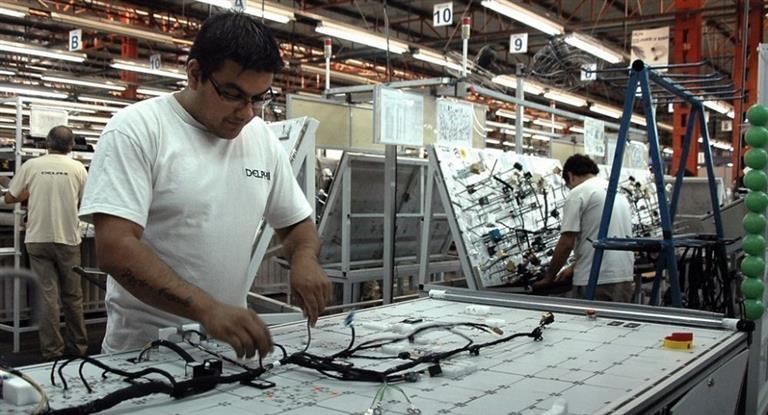La industria trabajó al 61,1% en septiembre