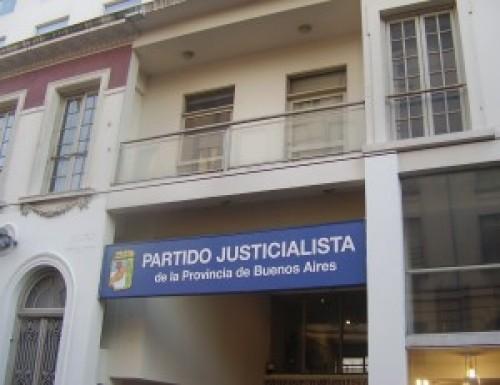 Los consejeros del PJ Platense se dividen por las colectoras