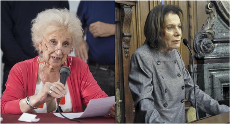 Abuelas impugnó la candidatura de Weinberg