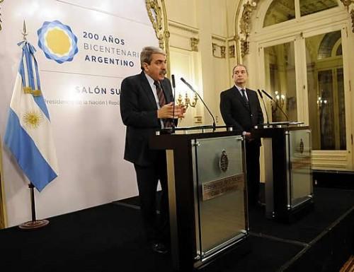 Aníbal Fernández llegará a La Plata para acto un kirchnerista