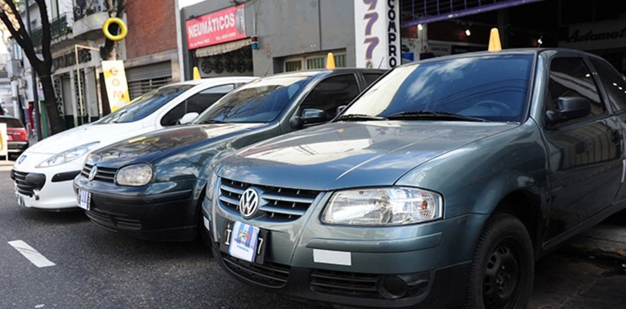 La venta de autos usados cayó casi 10%