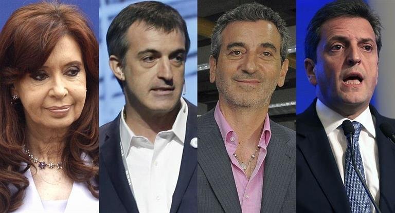 Cumbre Massa-Randazzo con veto a Cristina