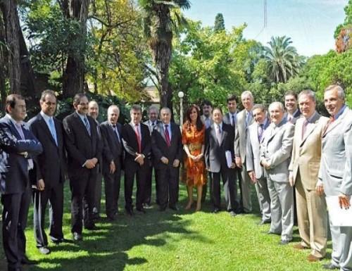 Consejo Nacional del PJ se reunirá  en Olivos