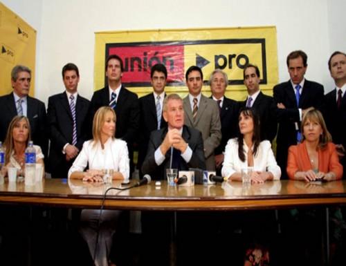 De Narváez Cuestionó la gestión Scioli