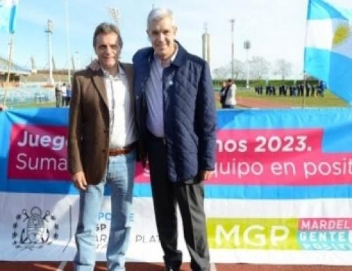 Julián Domínguez logró el apoyo de Pulti