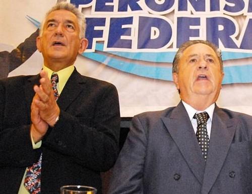 La Interna de Duhalde y Rodríguez Saá en Capital Federal tuvo escasa participación