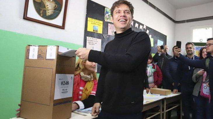Cómo se votó en el Conurbano