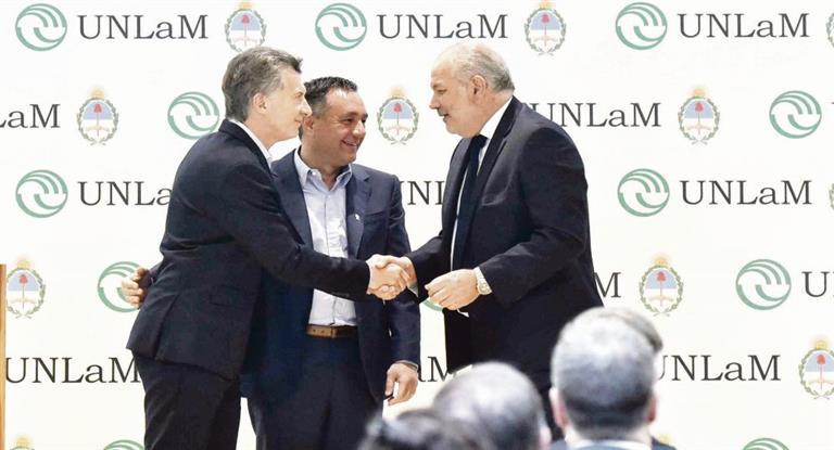 Macri en La Matanza y desde Cambiemos avanza división