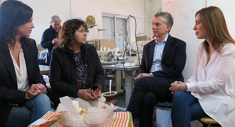 Vidal y Larreta se suman al decreto de Macri