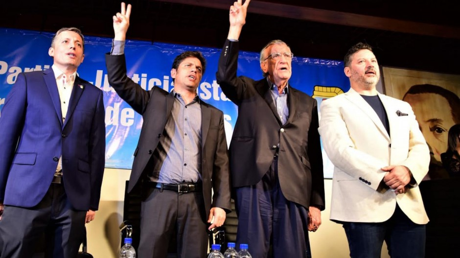 Menéndez vuelve a presidir el PJ