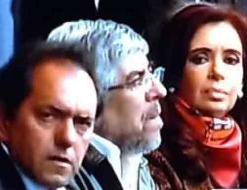 Moyano se suma al acto de Cristina del 11 de Marzo