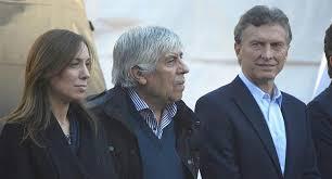 Macri volvió a apuntar contra los Moyano