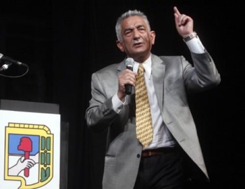 Rodríguez Saá se proclamó candidato