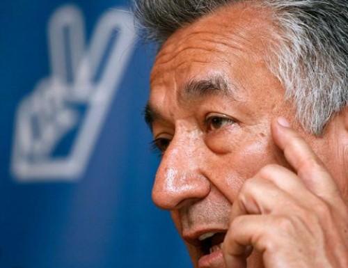 Rodríguez Saá denunció un