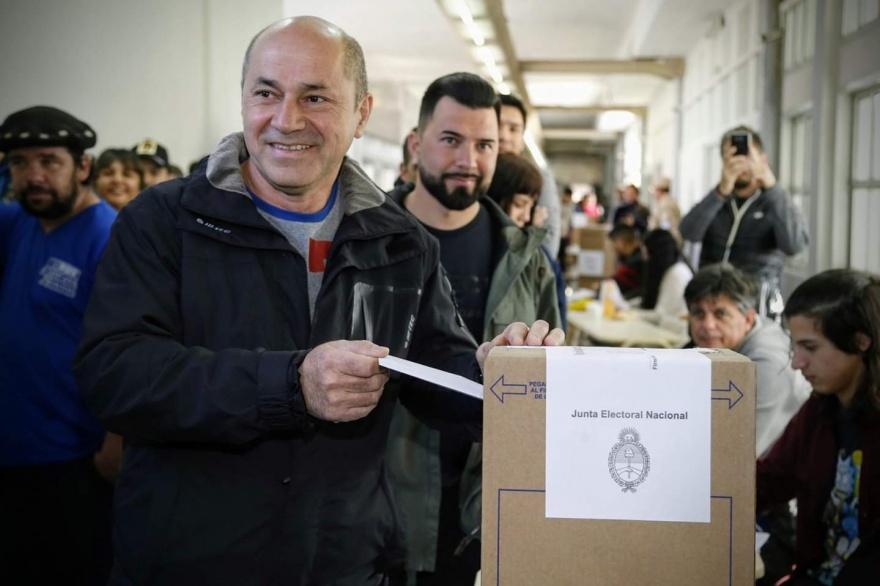 Secco se transformó en el gran ganador de la Región