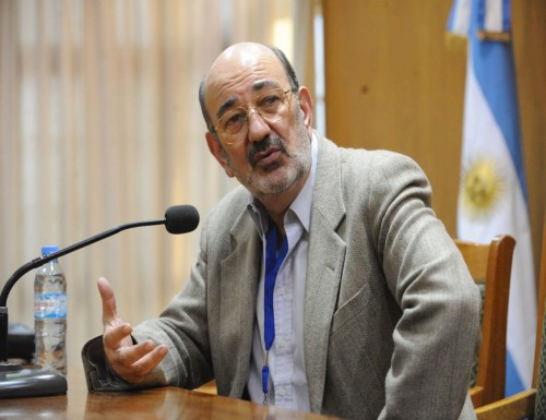 Eduardo Siga le pidió a Moyano que interceda ante Scioli