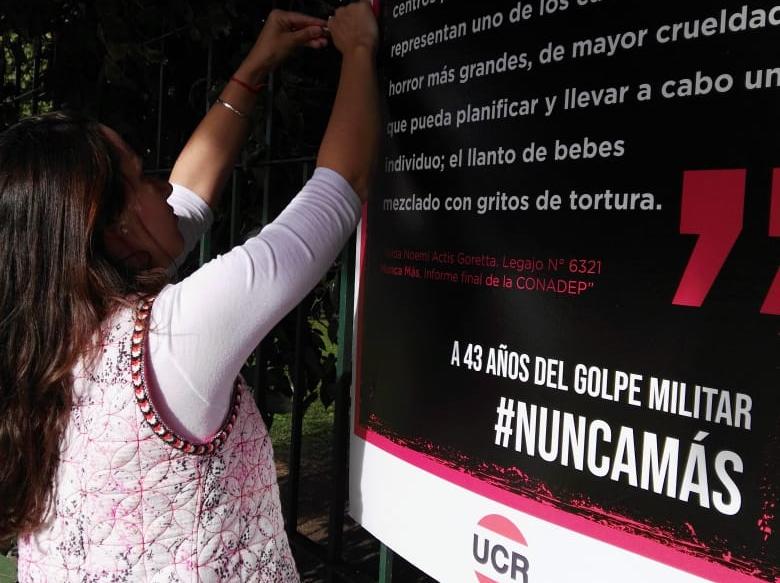Jóvenes de la UCR realizaron campaña