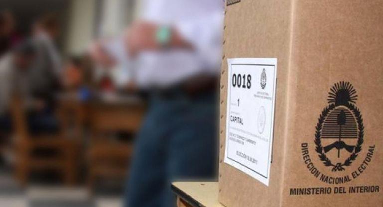 Inscriben 4 fórmulas para las elecciones en Santiago del Estero