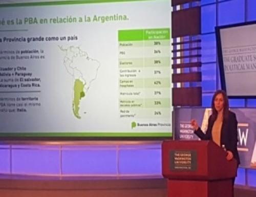 Vidal instó a los industriales a crear un millón de puestos de trabajo