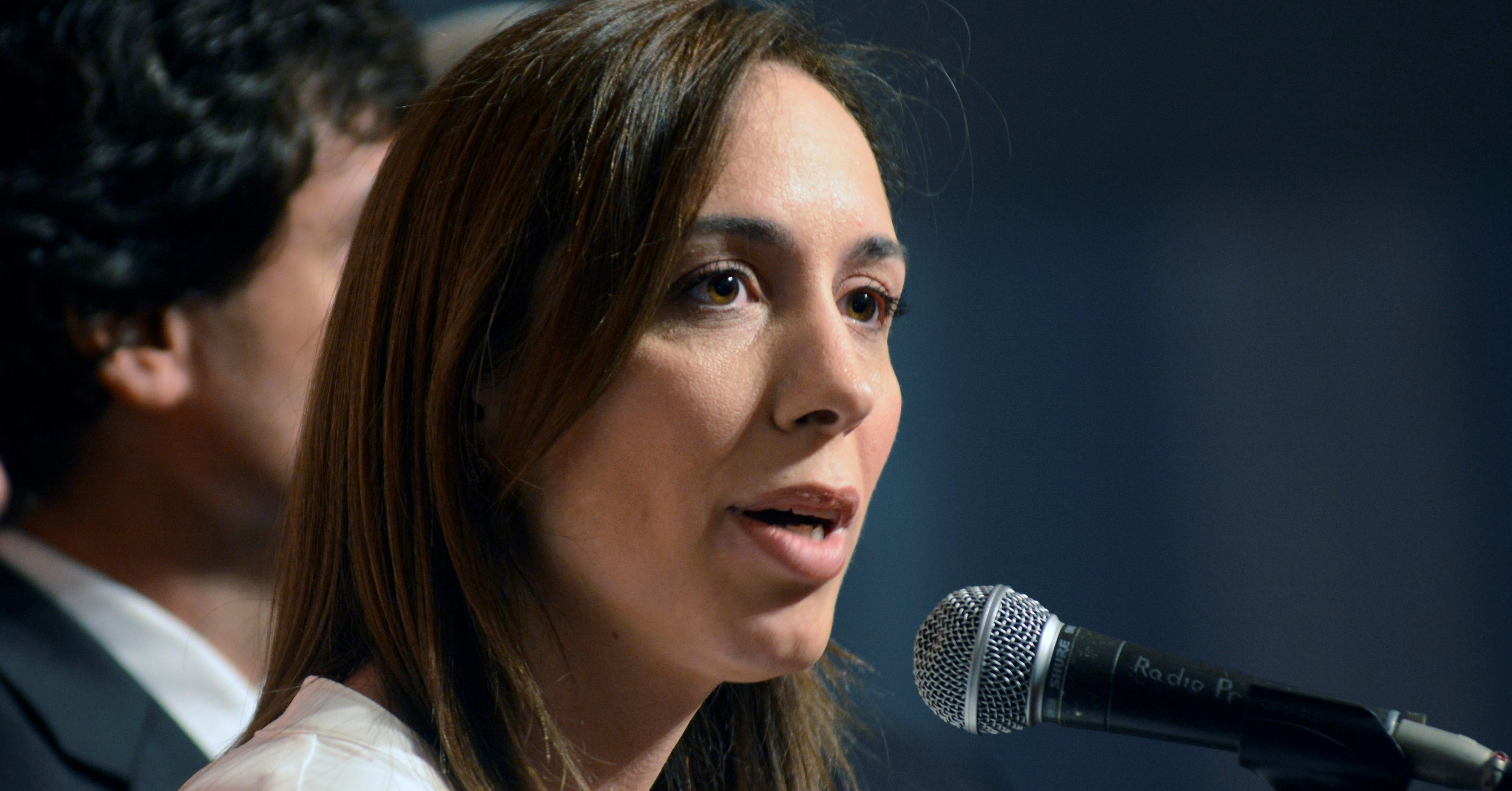 "Vidal afirmó que ""todavía no decidió"" si será candidata a Presidenta en 2019"