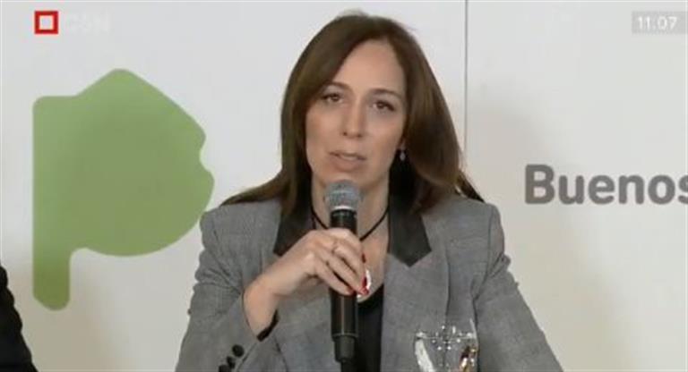 Vidal anunció adelanto del medio aguinaldo y aumento en jubilaciones